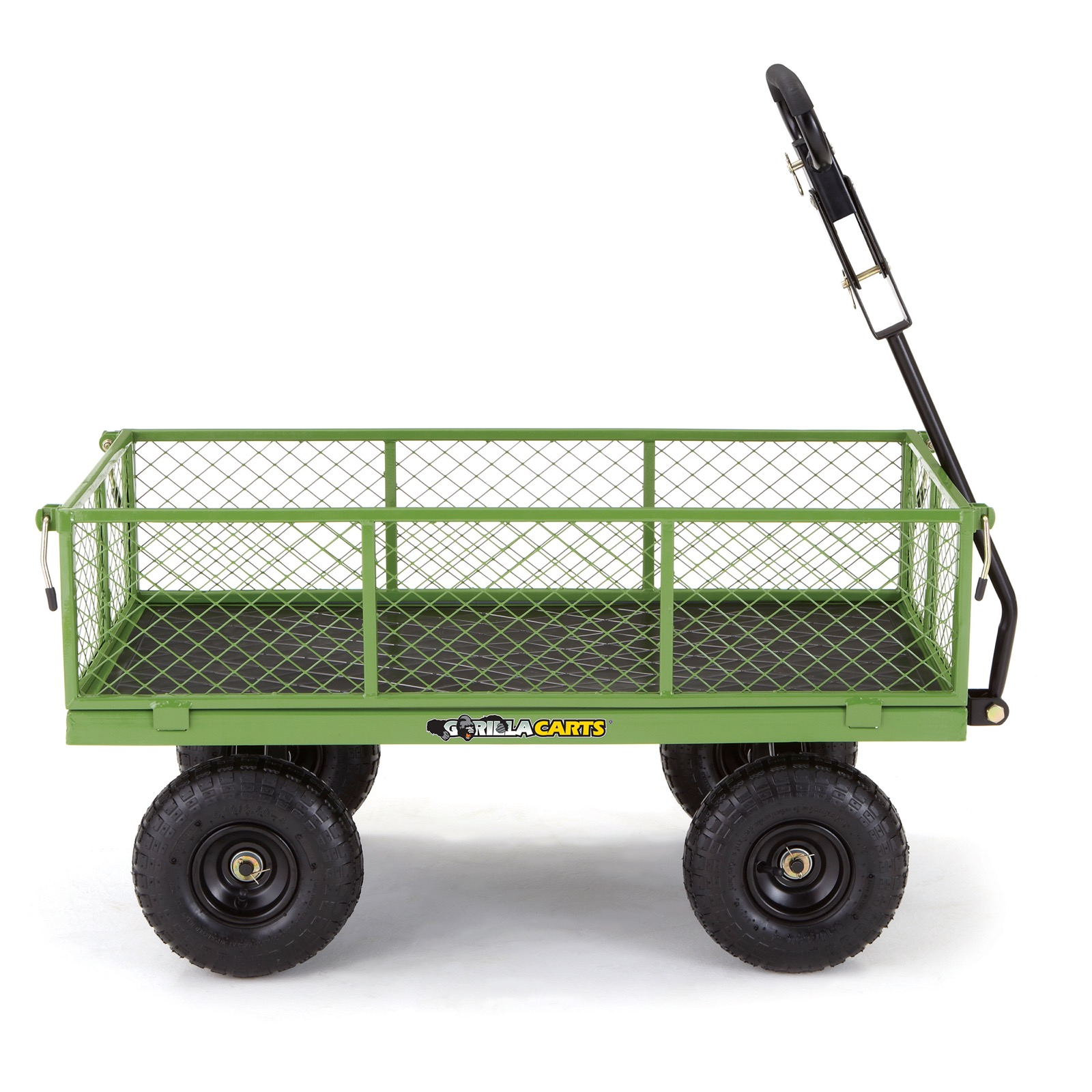 garden cart assembly instructions