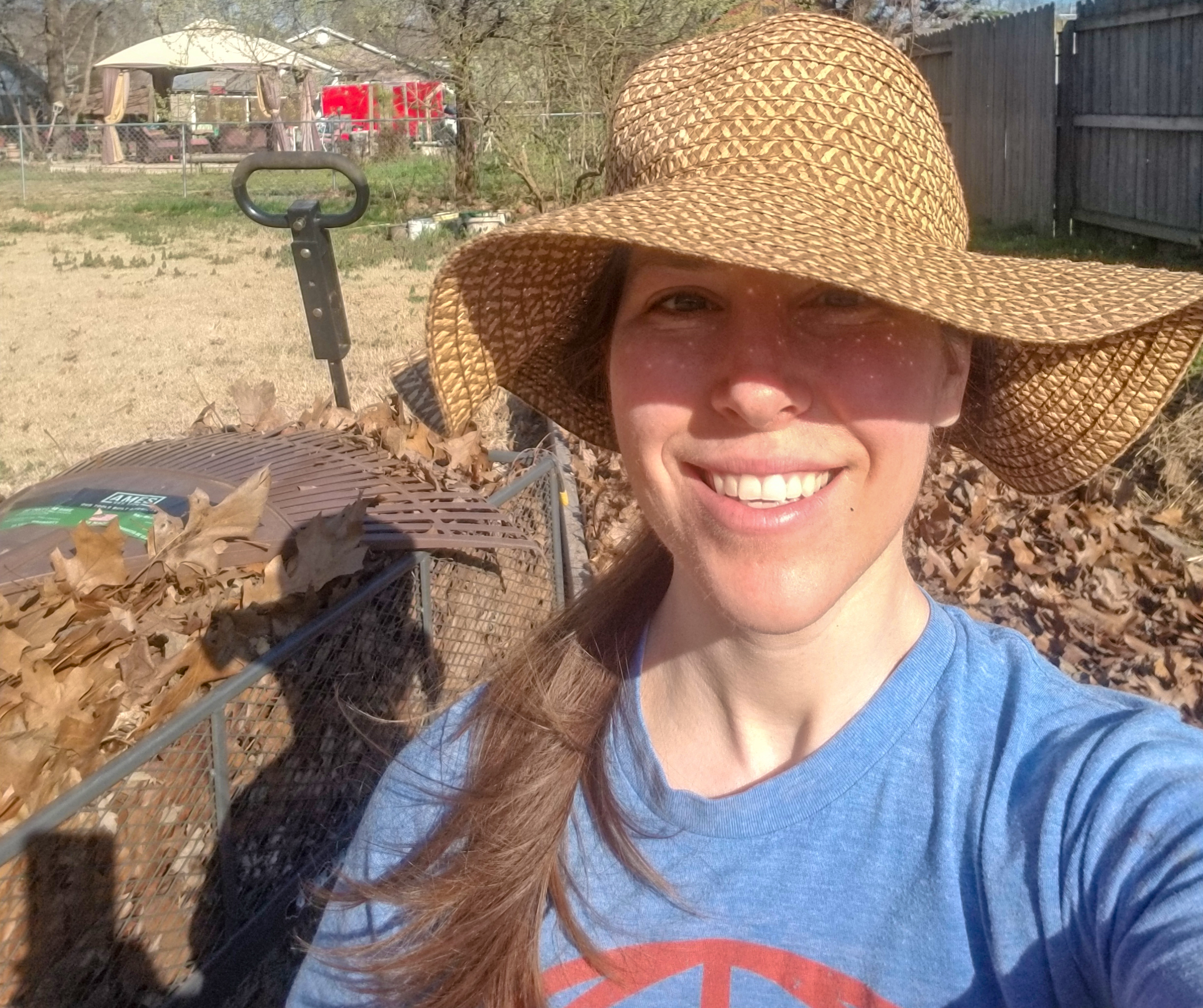 Lindsay Fishburn Shares Her Passion For Gardening